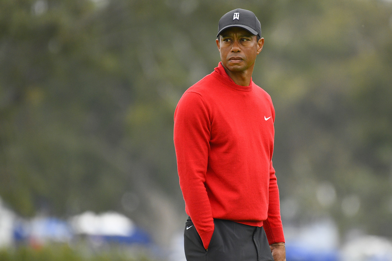 Tiger Woods Refuses a Golden Opportunity to Return to the U.S. Open: 'He Doesn't Want to Become a Sideshow'
