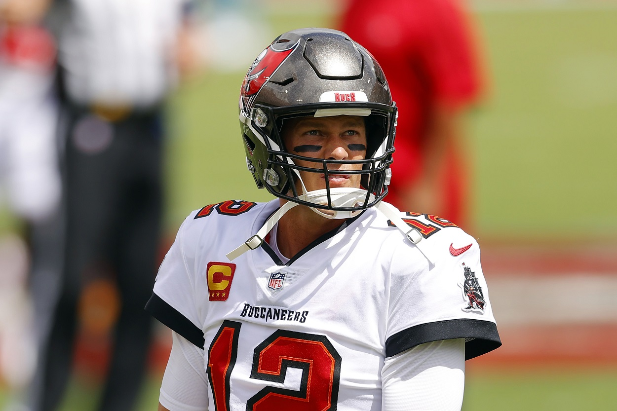 Tom Brady Unveiled Another Promising Step Forward in His Recovery That Should Excite Buccaneers Fans