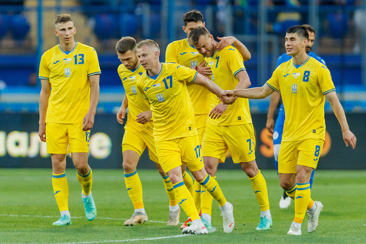 Ukraine's Euro 2020 Jerseys Take a Shot at Russia, and Russian Politicians Aren't Happy