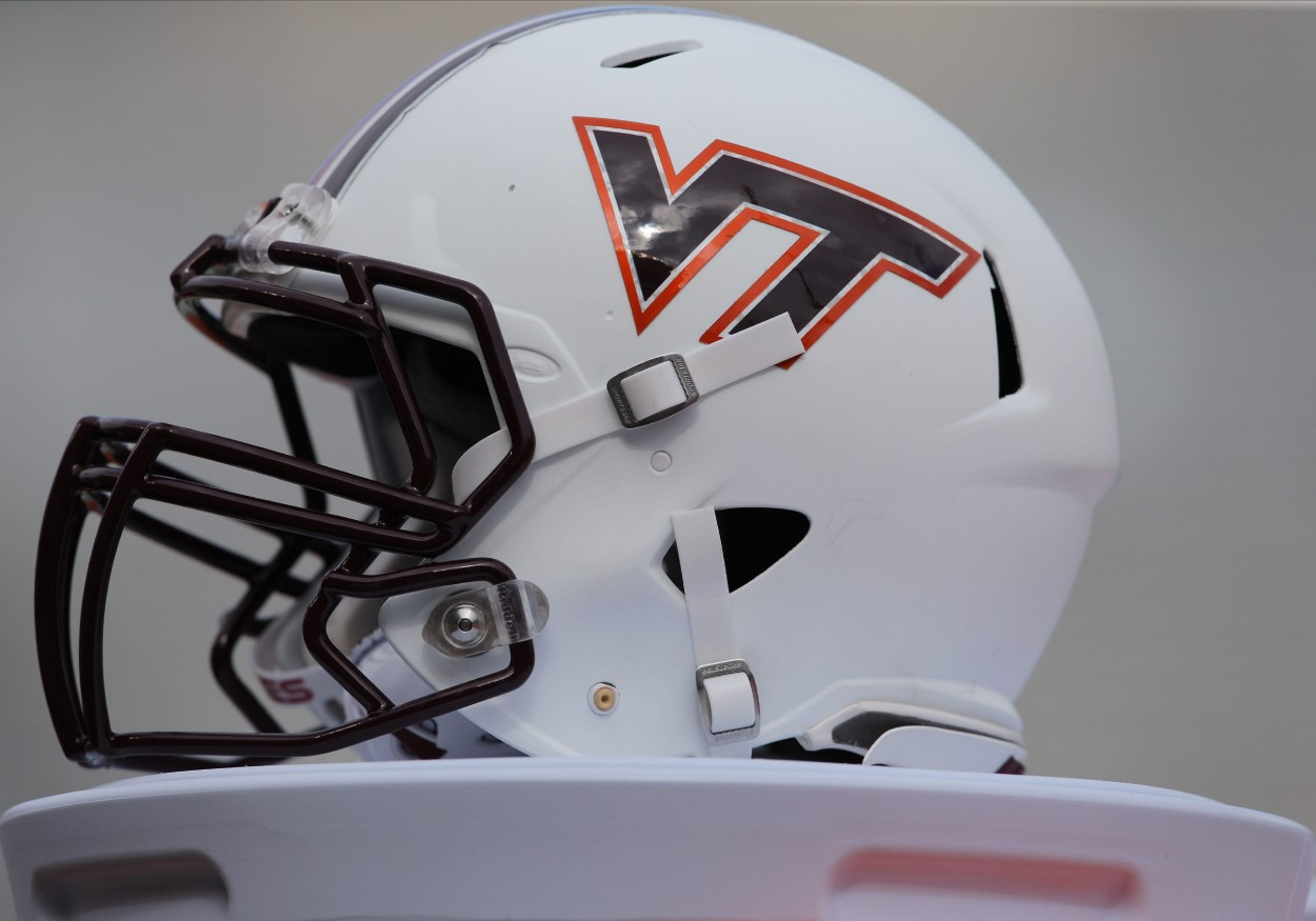 Virginia Tech LB Isi Etute Charged With Murder Only Months After Enrolling in College