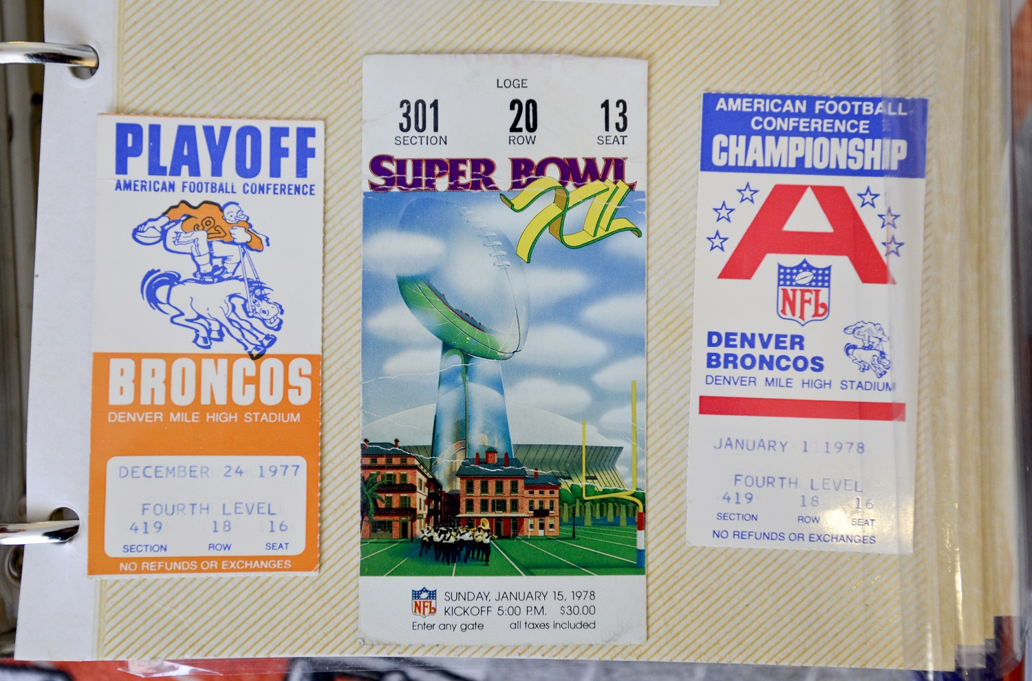 The NFL Is Mandating Digital Tickets, Stripping Treasured Souvenirs From Its Fans