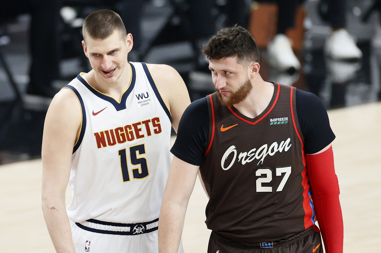 Denver Nuggets center Nikola Jokić is a unique choice as NBA MVP