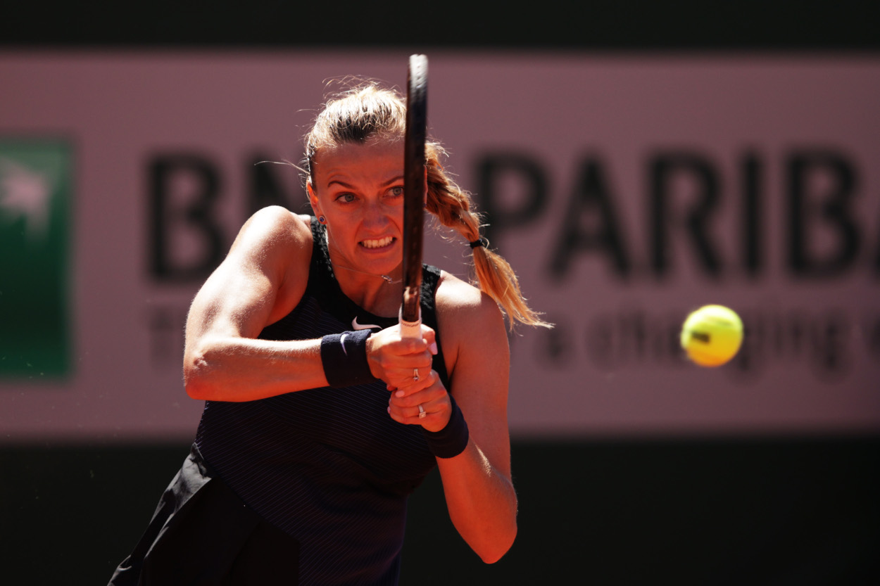 Irony Upon Irony: French Open Loses 2nd Former Grand Slam Winner to Withdrawal; Petra Kvitova Out 1 Day After Naomi Osaka Opts to Leave Paris