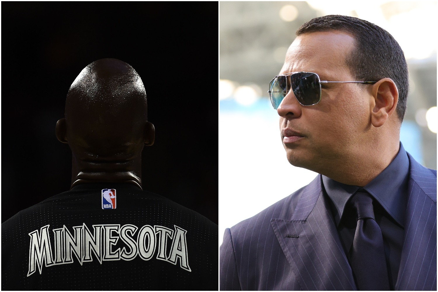 Kevin Garnett is Standing His Ground Against Alex Rodriguez to Save Timberwolves Fans From Suffering a Devastating Loss
