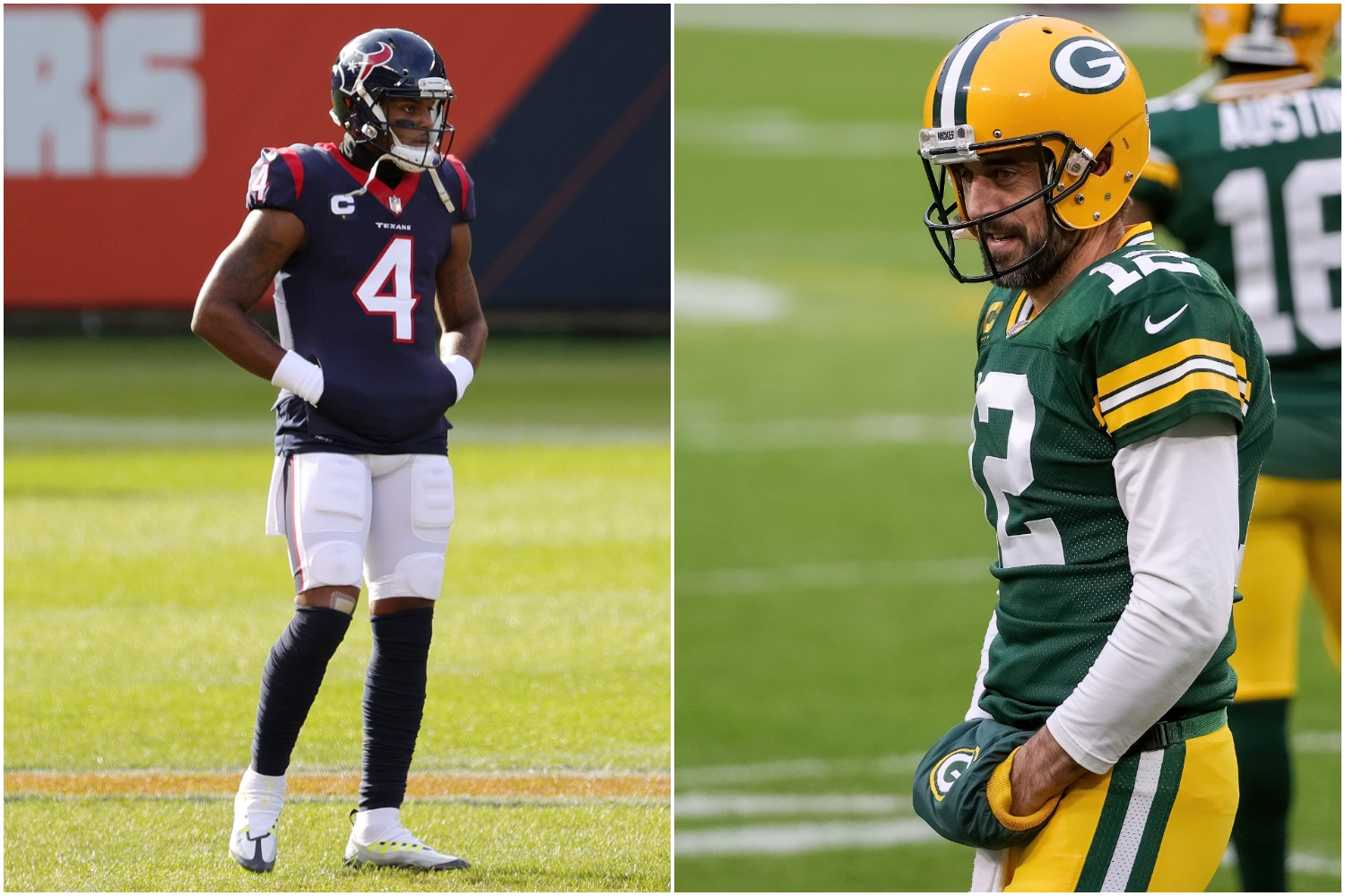 Trading Aaron Rodgers and Deshaun Watson is About to Become Much Easier for the Packers and Texans