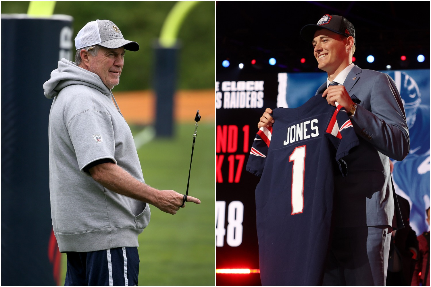 Mac Jones Has Already Earned Bill Belichick's Respect by Pulling a Page Out of Tom Brady's Playbook