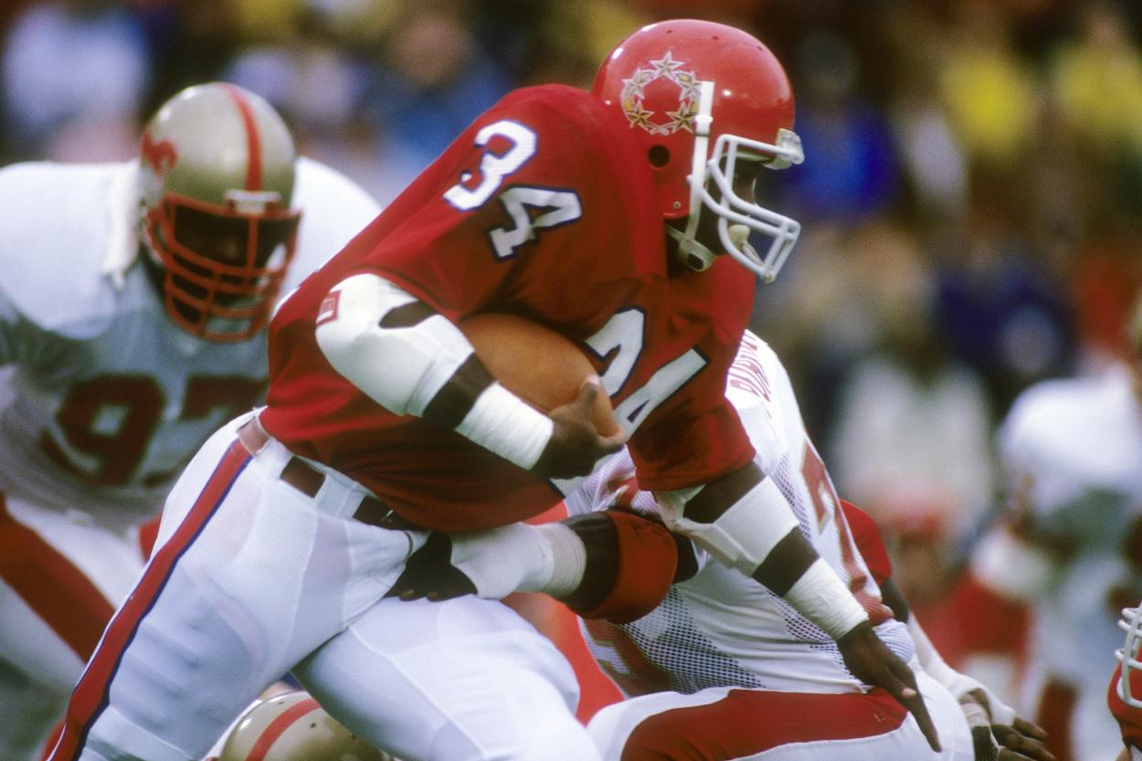 Will USFL 2.0 Attempt to Raid NFL Talent Like It Did in the 1980s?