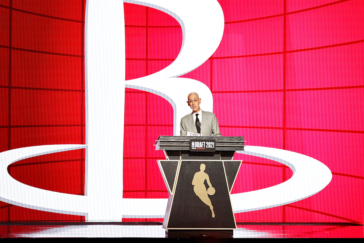 After the James Harden Trade, the Houston Rockets Responded Quickly With a Stellar 2021 NBA Draft - Sportscasting