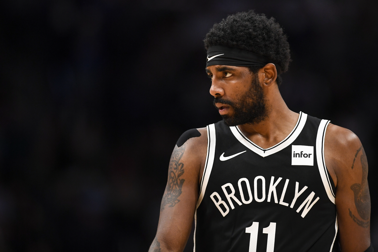 Kyrie Irving Gets Called out by a Hall of Fame Point Guard for a Comment He Made Nearly 11 Months Ago: 'That Should Not Be Said'