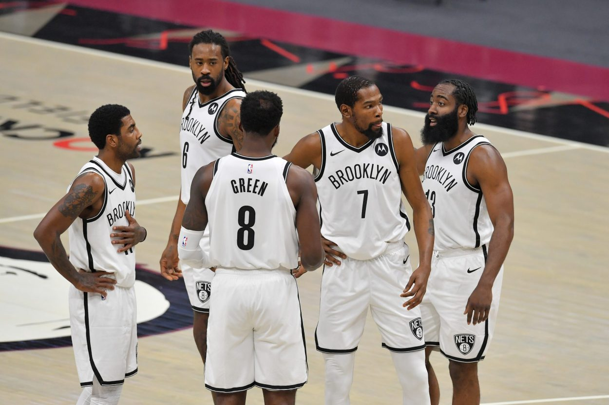 Kevin Durant and Kyrie Irving Deserve Significant Blame For Their Nets Teammate Potentially Ditching Brooklyn - Sportscasting