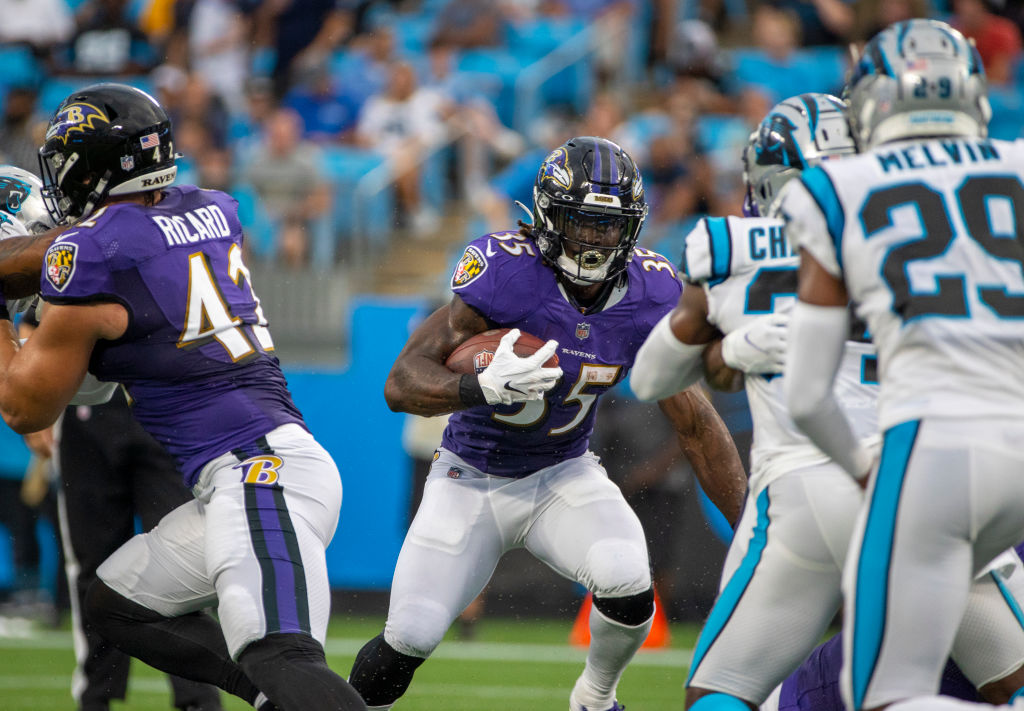 3 High-Upside Running Back Plays To Secure A Week 1 Fantasy Football Victory - Sportscasting
