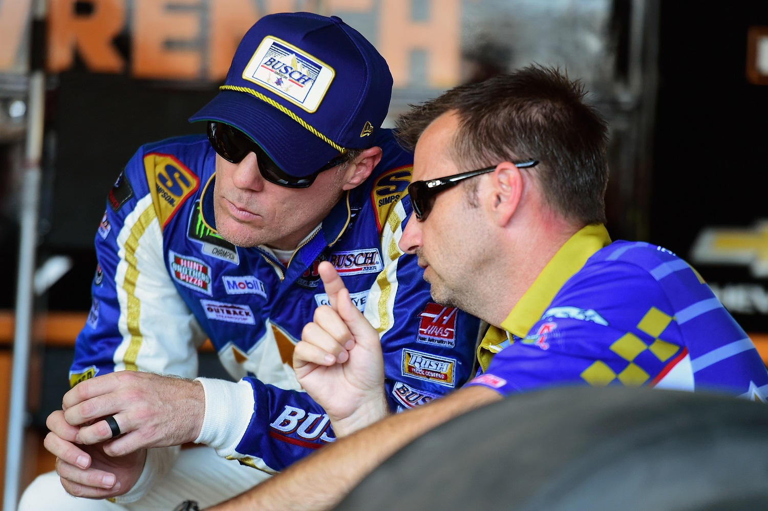 It's Technically a Lug Nut, but Kevin Harvick Is Screwed for NASCAR's Return to Talladega Because of a Simple Mistake - Sportsca