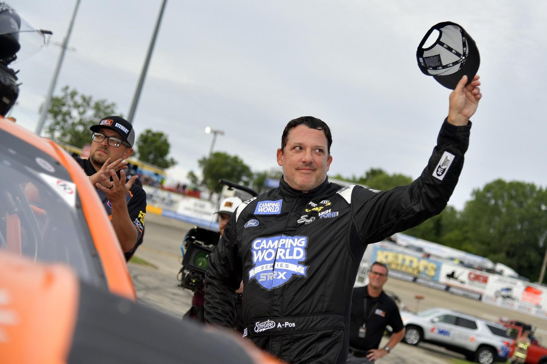 NASCAR Playoffs Are in Progress, but Tony Stewart Eyes Adding a New Twist to the SRX Series - Sportscasting