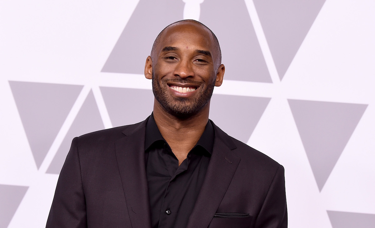 Kobe Bryant attends the 90th Annual Academy Awards Nominee Luncheon.