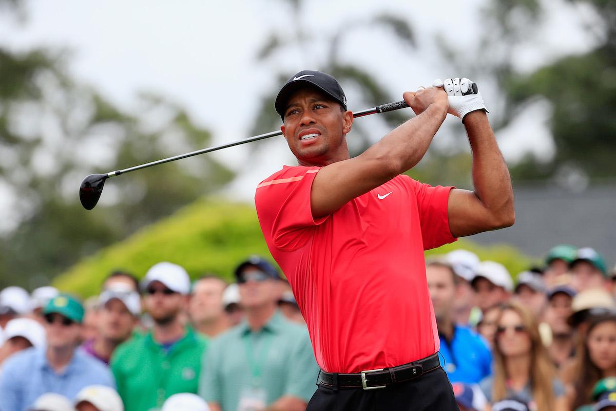 Tiger Woods real estate