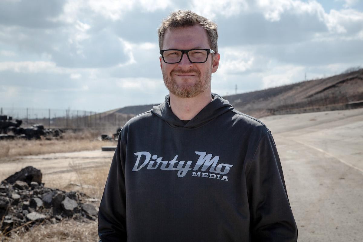 Dale Earnhardt Jr. on Episode 205 of 'Lost Speedways,' Season 2