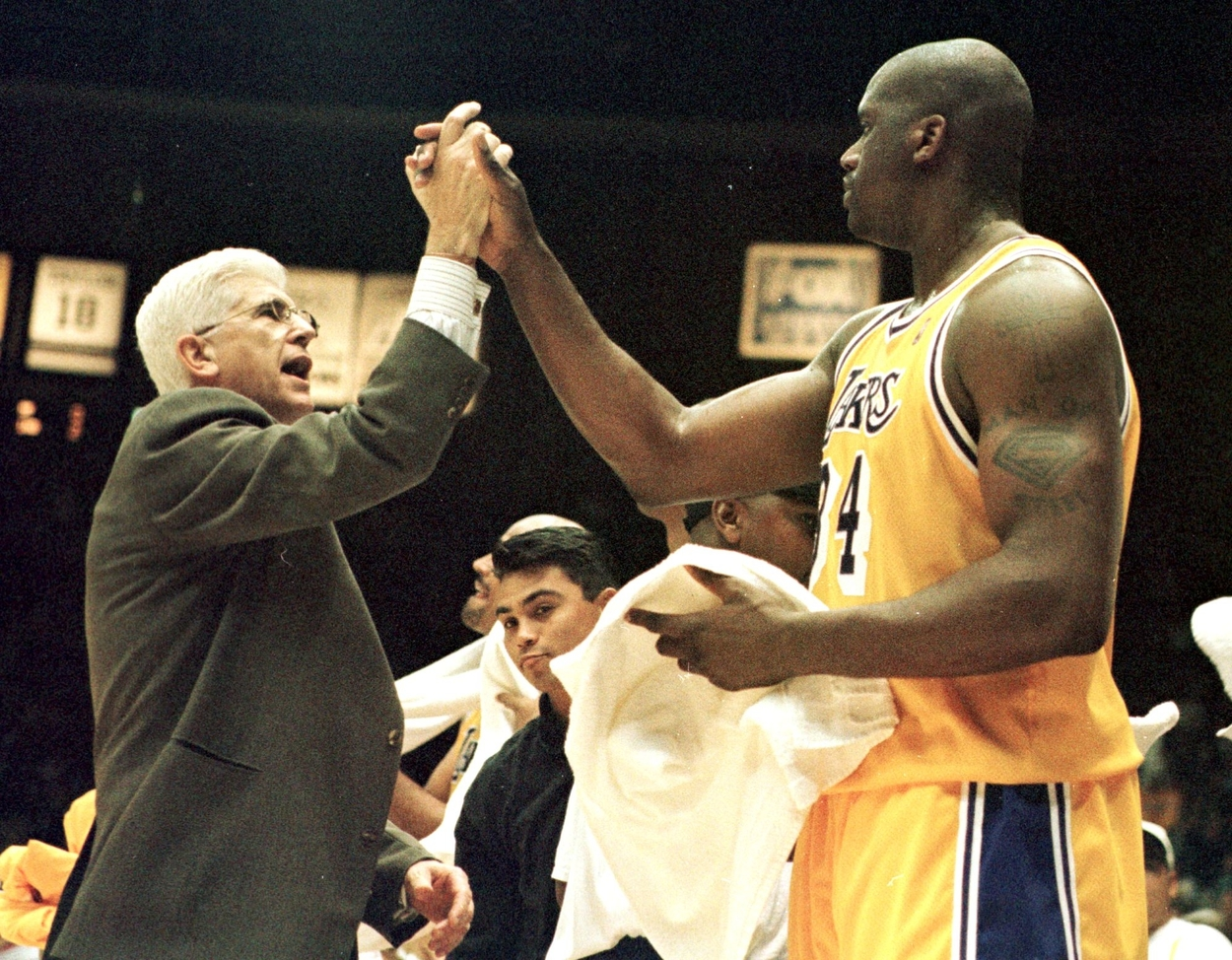 Phil Jackson Rescued the Los Angeles Lakers From a Coach Incapable of Shutting Up: 'It Was Like Hearing Your Grandfather Talk So
